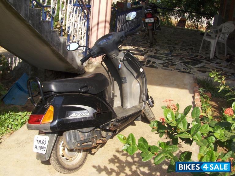 Second Hand Honda Activa In Chennai Black Colour Price