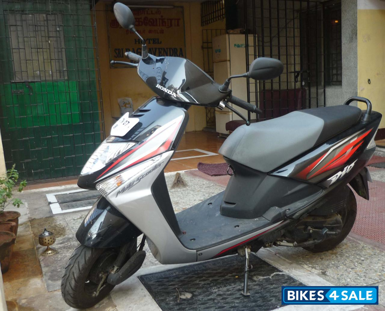 Used 2010 Model Honda Dio For Sale In Chennai Id 53321