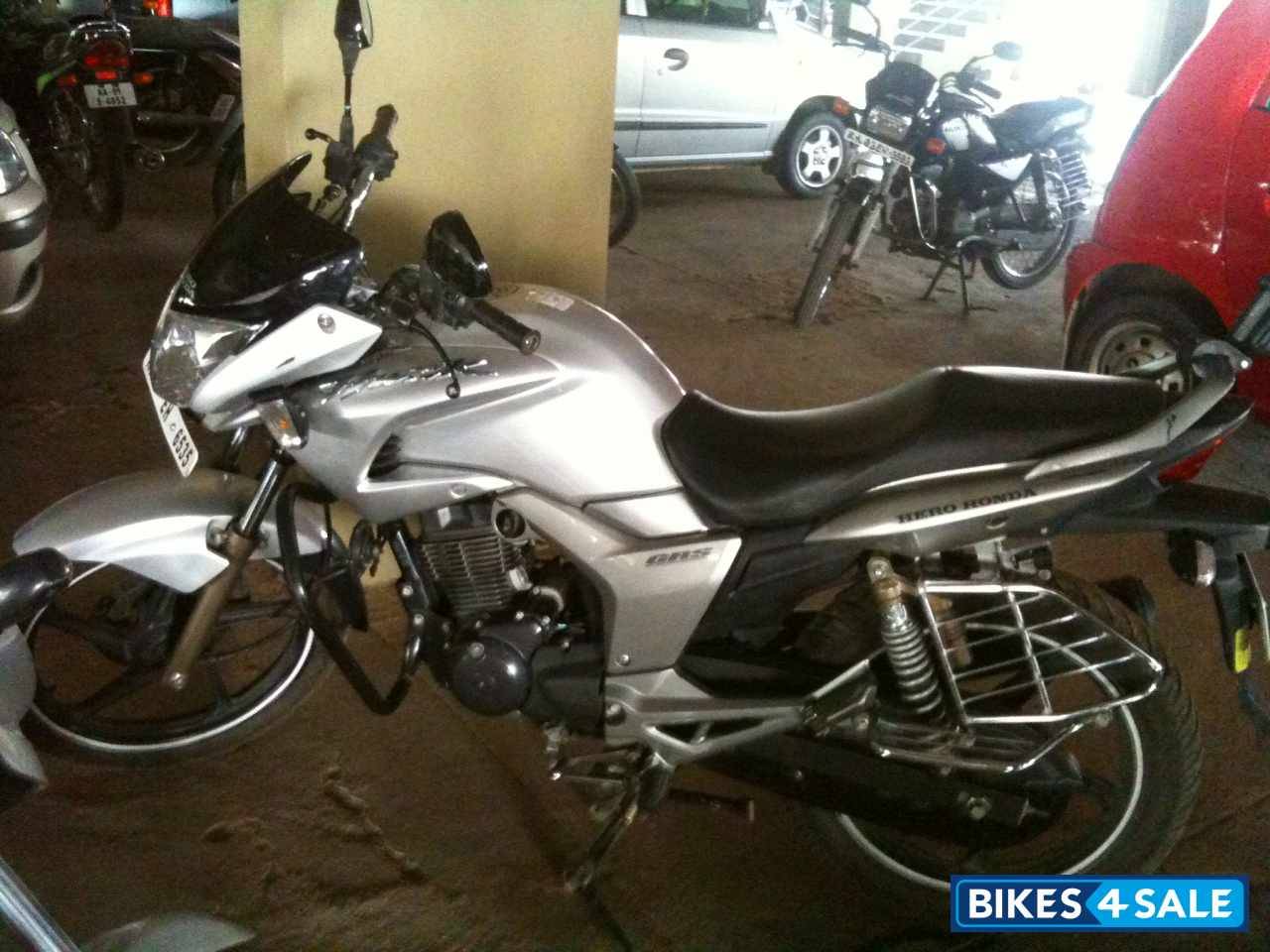 Used 2008 model Hero Hunk for sale in Bangalore  ID 53753