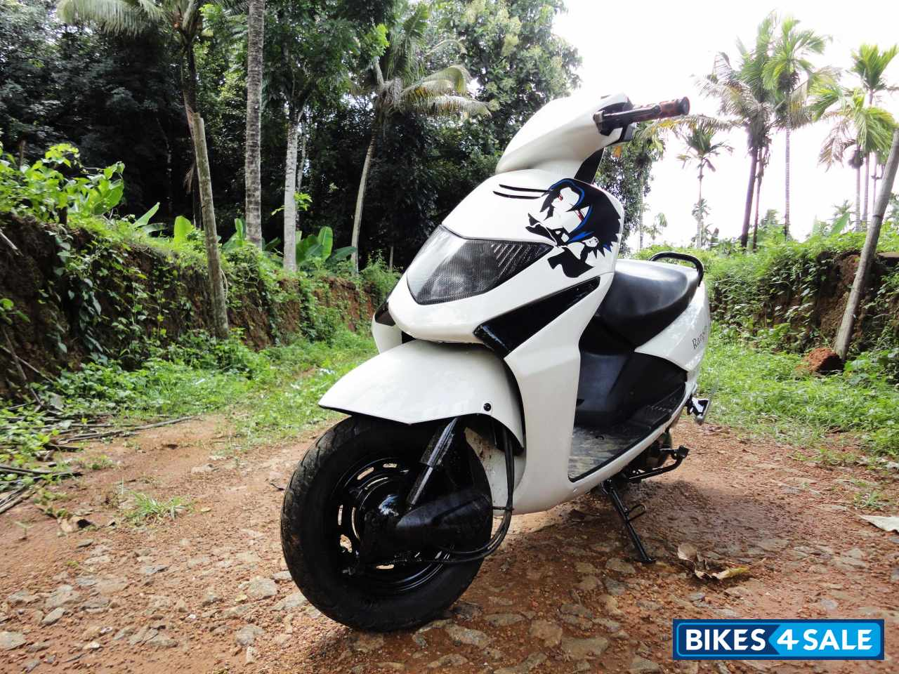 Honda Dio 2014 White Modified | www.imgkid.com - The Image ...