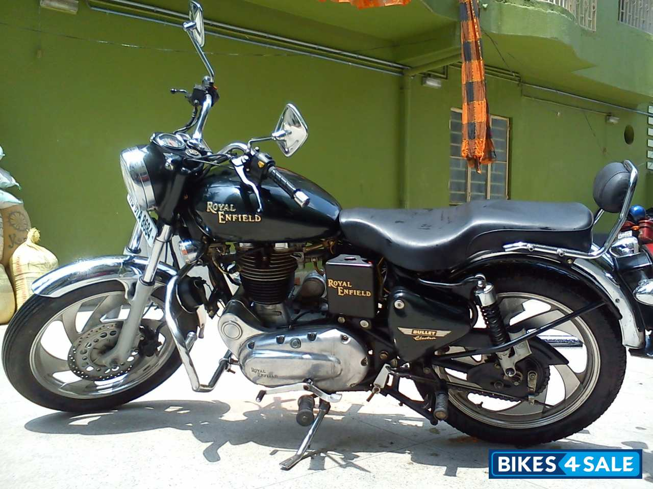 Royal Enfield Bike Kolkata West - 220.6KB