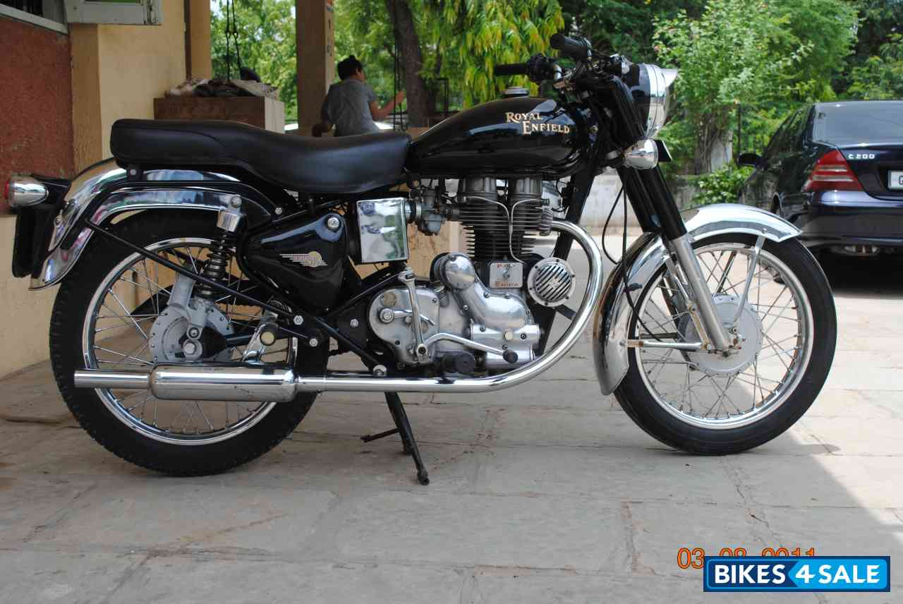 Second Hand Royal Enfield Bullet Machismo 350 Old In