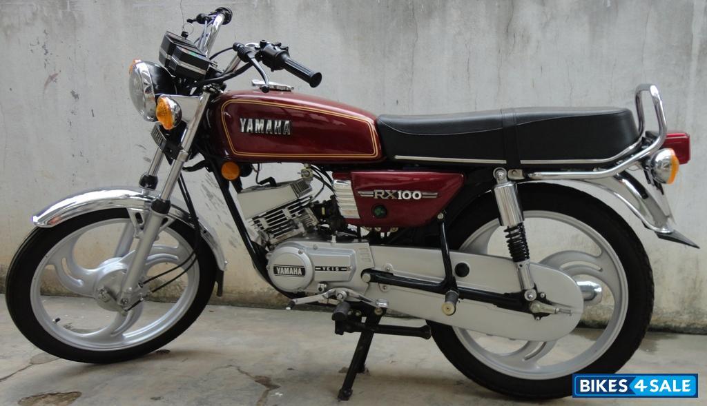 Yamaha rx 100 japan: rebuild - YouTube