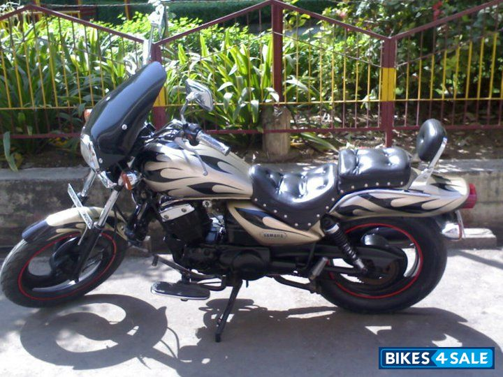 Used 2003 Model Yamaha Enticer For Sale In Bangalore ID 60896