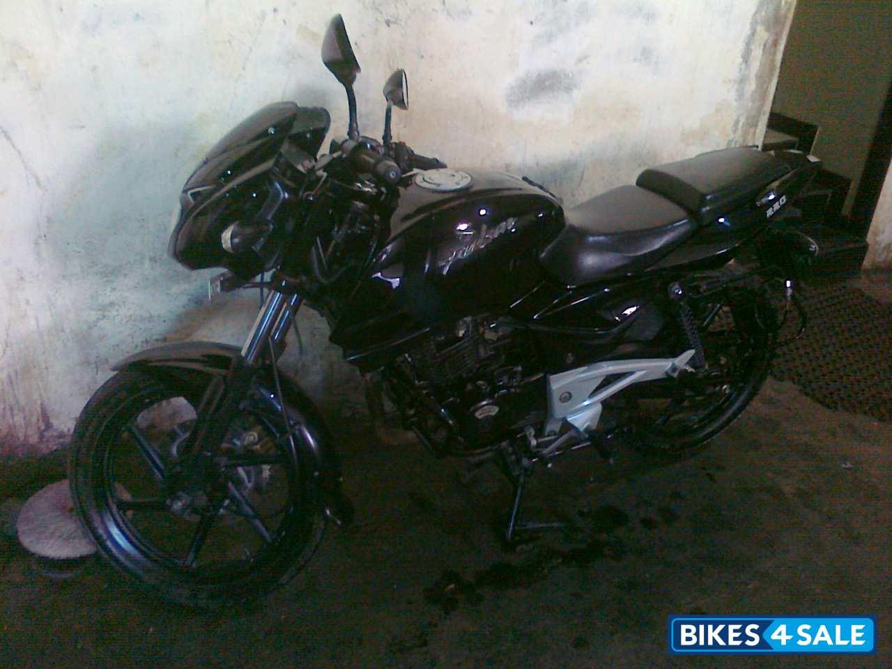 Second hand Bajaj Pulsar 220 DTSi in Mumbai. Parsi Owned 2010 FULL BLACK Pulsar 220S For Sale ...