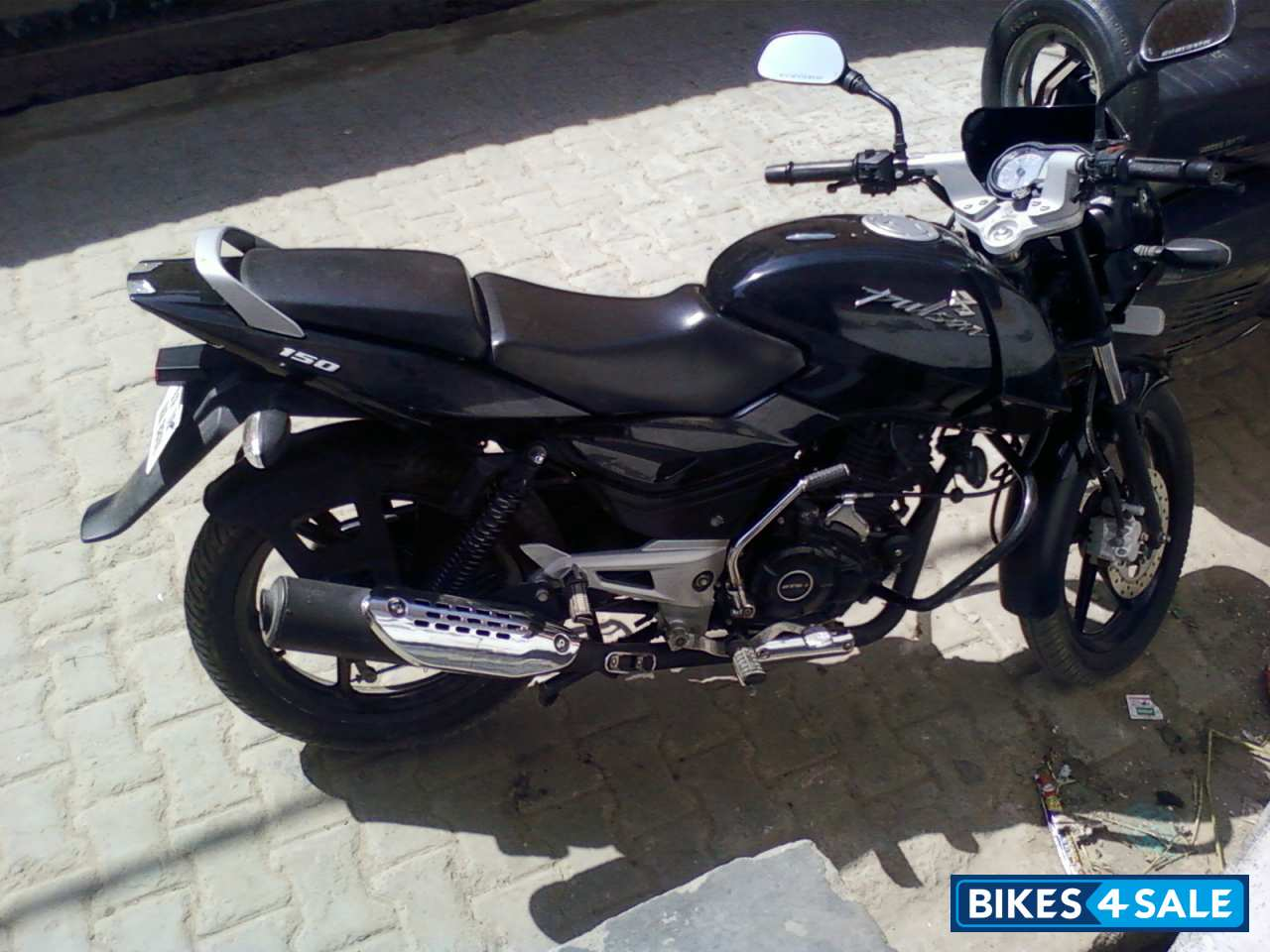 Used 2011 model Bajaj Pulsar 150 DTSi for sale in Noida. ID 64889 ...