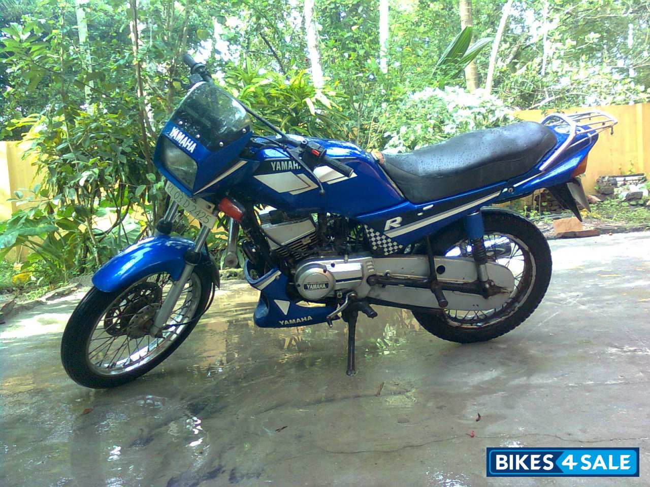 Yamaha Rxz Picture 1 Bike Id Is 66534 Motorcycle Located In Kerala