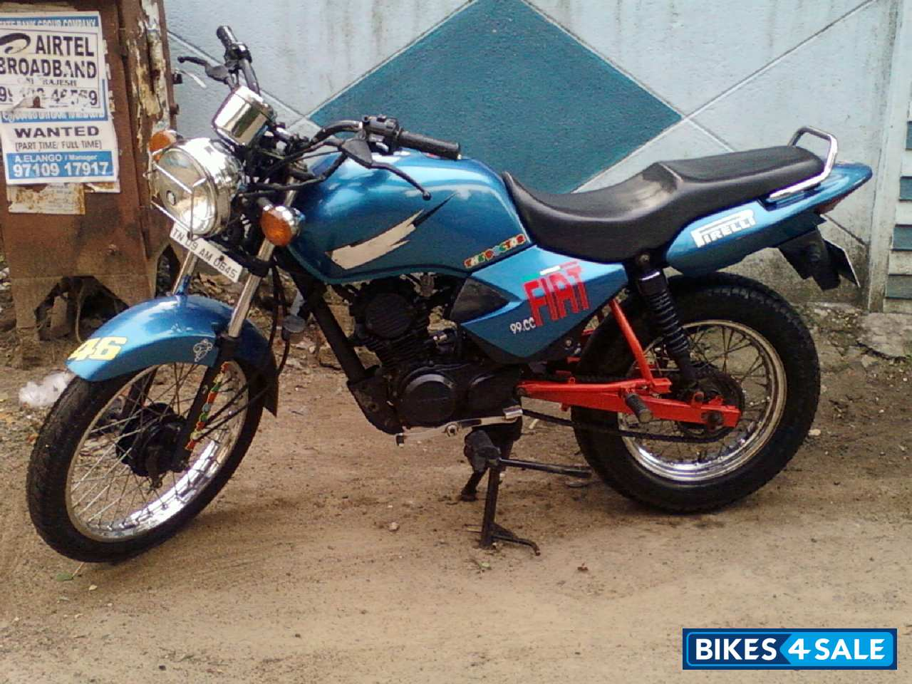 Second Hand Tvs Star City In Chennai Good Mileage And