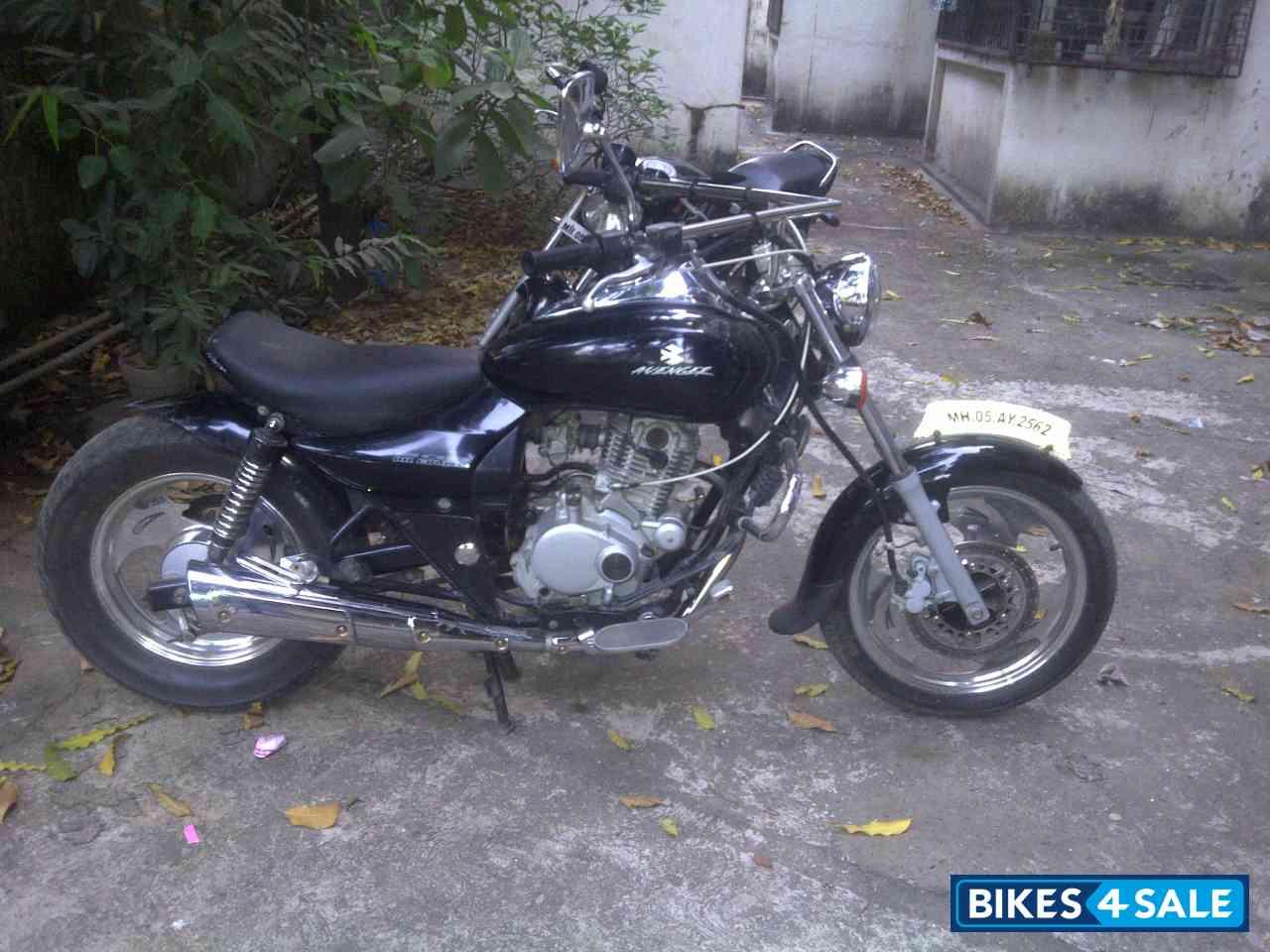 Second hand Modified Bike bajaj Avenger 200dtsi in Mumbai ...  Second hand Mod...