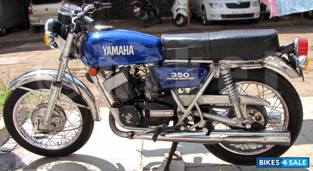 yamaha 350. rd 350 (5-speed) image yamaha