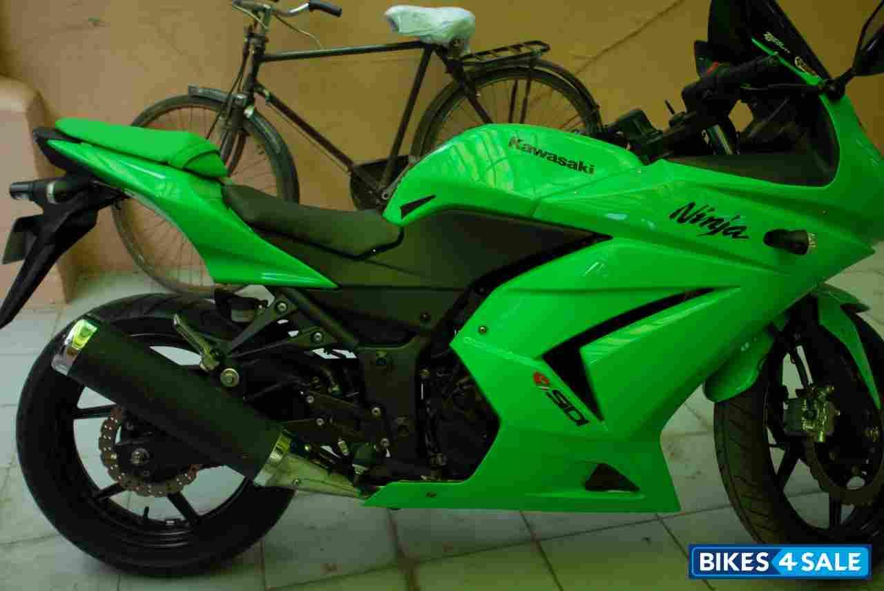 Kawasaki Ninja Price In Hyderabad