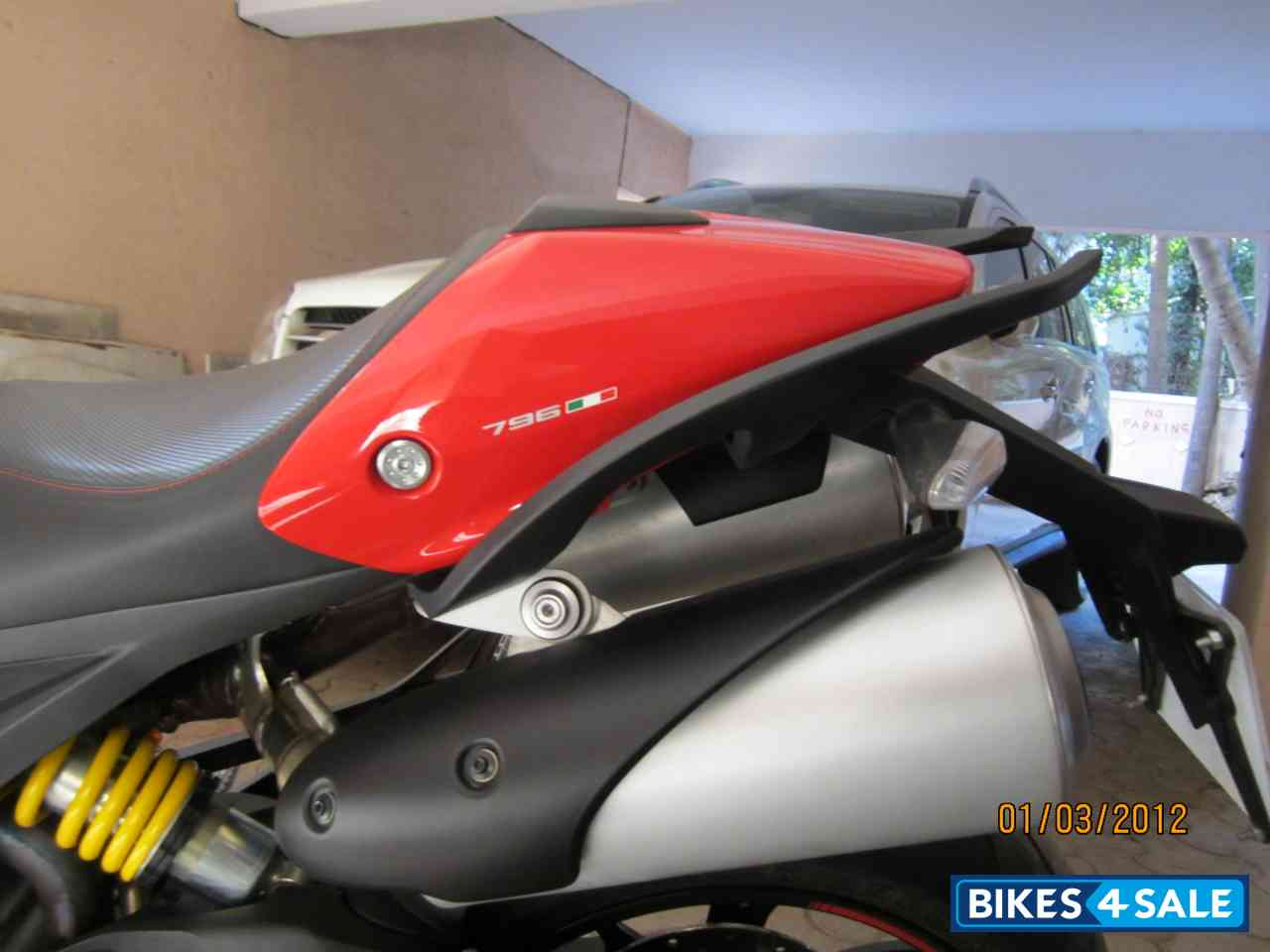 Used Ducati Monster For Sale In Mumbai