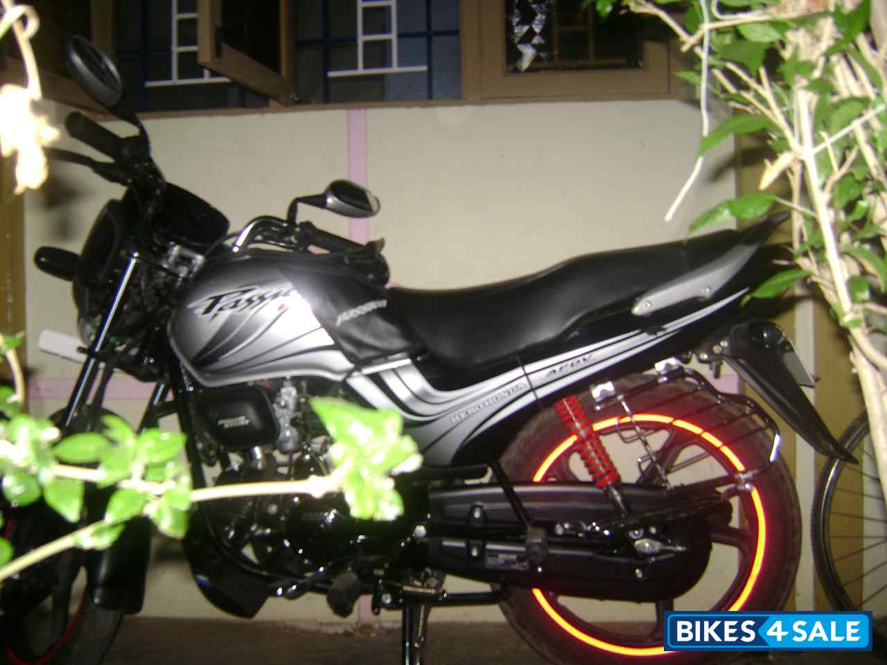 Honda Dealers Cleveland >> Selver Hero Passion Pro Picture 1. Bike ID 74475. Bike ...