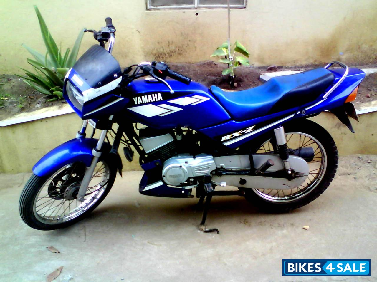 Yamaha Rx 135 Modified Yamaha RXZ Picture 1. ...