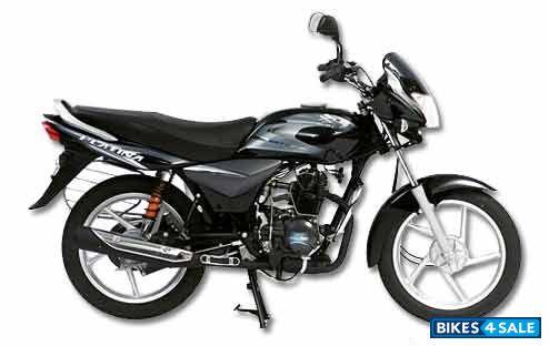 Black Bajaj Platina 100 Picture 1 Album Id Is 74919 Bike