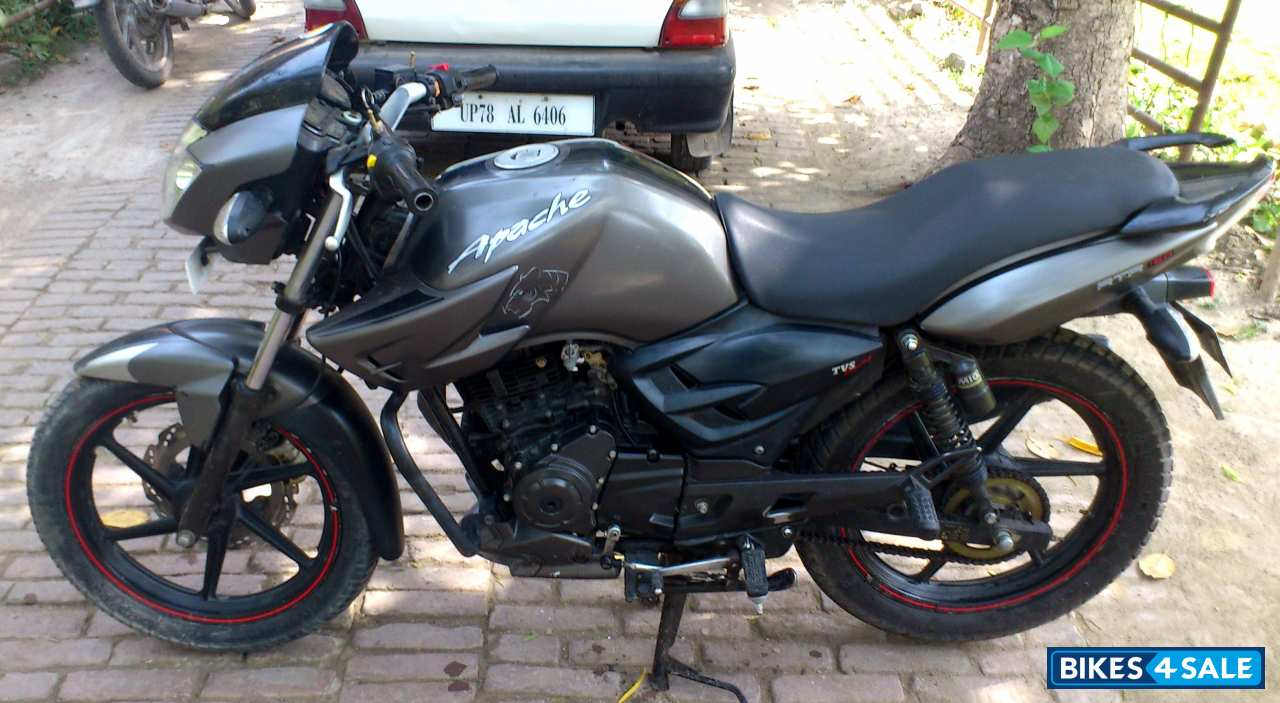 Second Hand Tvs Apache Rtr 160 In New Delhi Price Is Rs