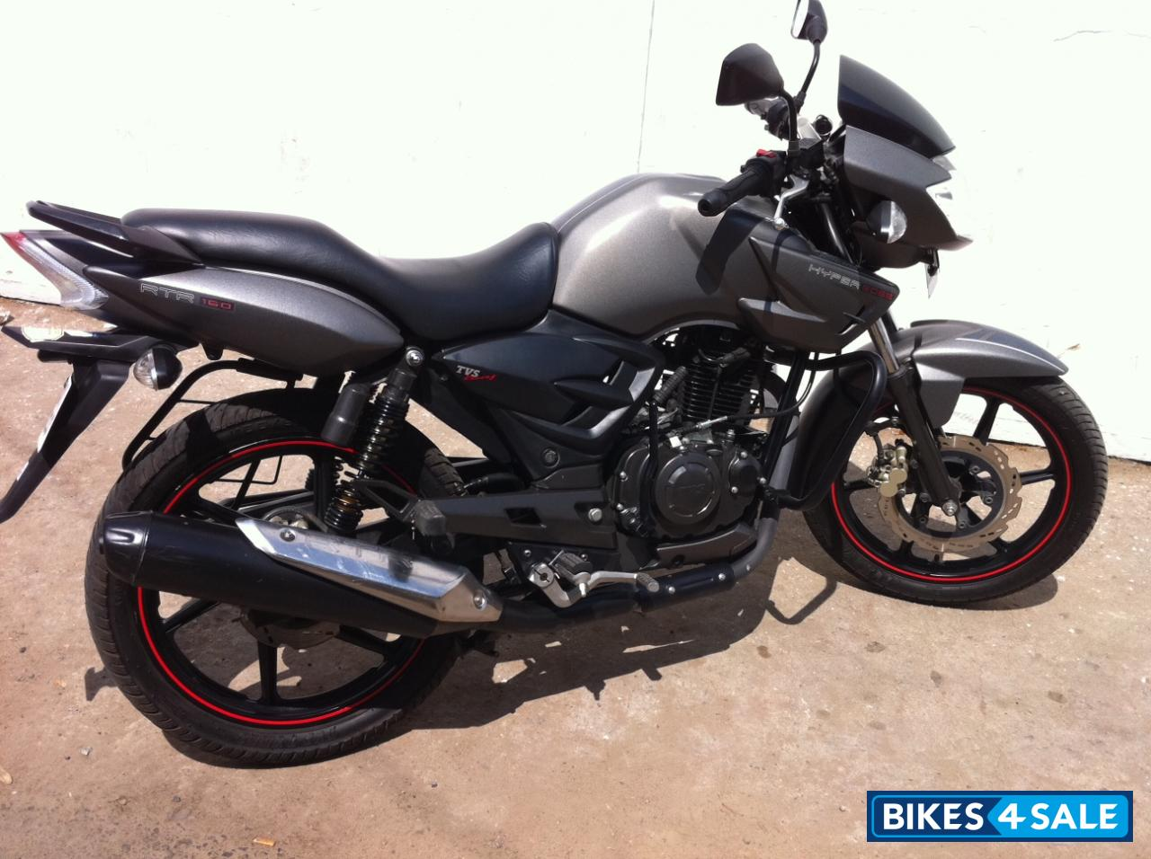 Car Picker Tvs Apache Rtr 160