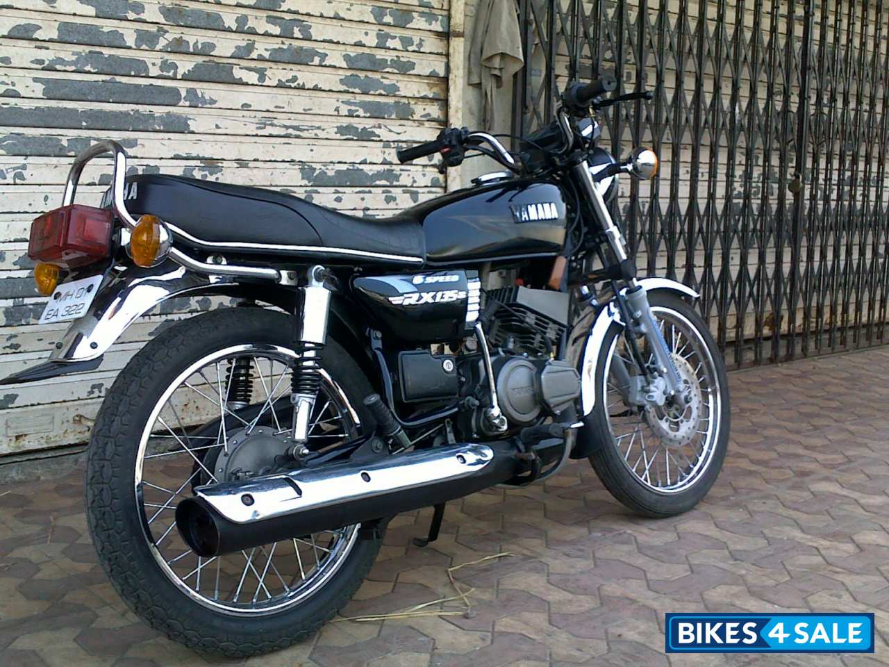 second hand yamaha rx 135 in mumbai rx135 5speed stock