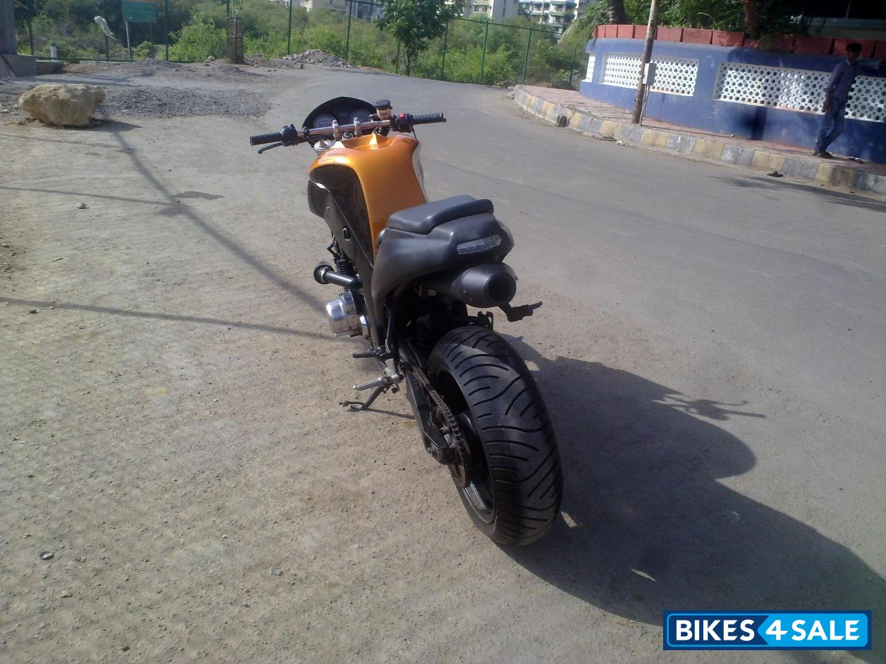 Used 1989 model Suzuki gs 550 e for sale in Mumbai  ID 80150