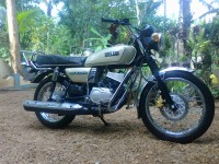 Used Yamaha RX 135 in Kottayam with warranty  Loan and Ownership