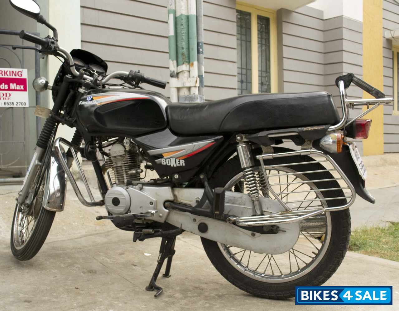 second hand bajaj boxer ct deluxe in bangalore bike is in. Black Bedroom Furniture Sets. Home Design Ideas