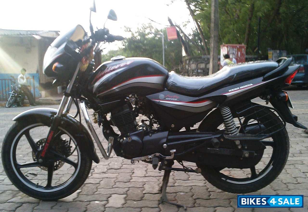black hero achiever picture 1 album id is 83388 bike located in mumbai   bikes4sale