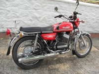 Used Yamaha RD 350 in Trivandrum with warranty  Loan and