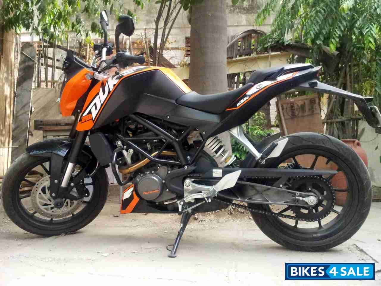Ktm Duke Hyderabad On Road Price