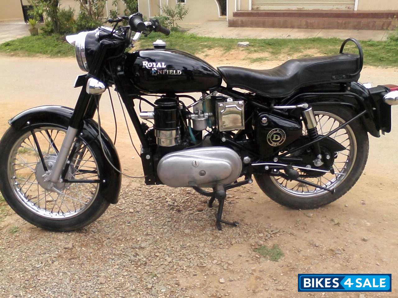 second hand royal enfield bullet diesel taurus in hassan good condition desil bullet price is. Black Bedroom Furniture Sets. Home Design Ideas