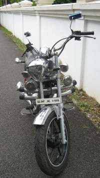 Used Yamaha Enticer in Ernakulam with warranty  Loan and