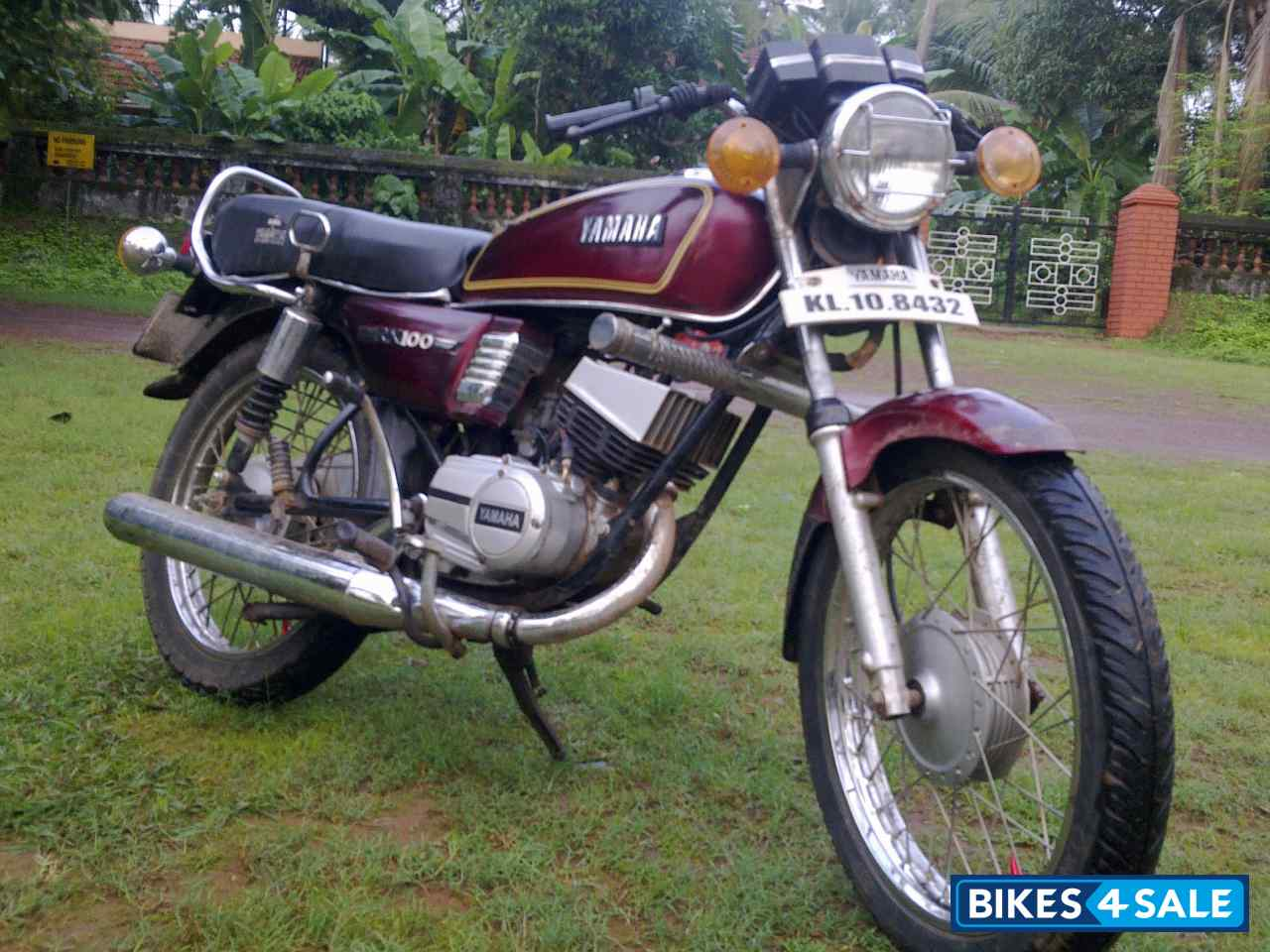Second hand yamaha rx 100 in malappuram please contact for Yamaha rx115 motorcycle for sale
