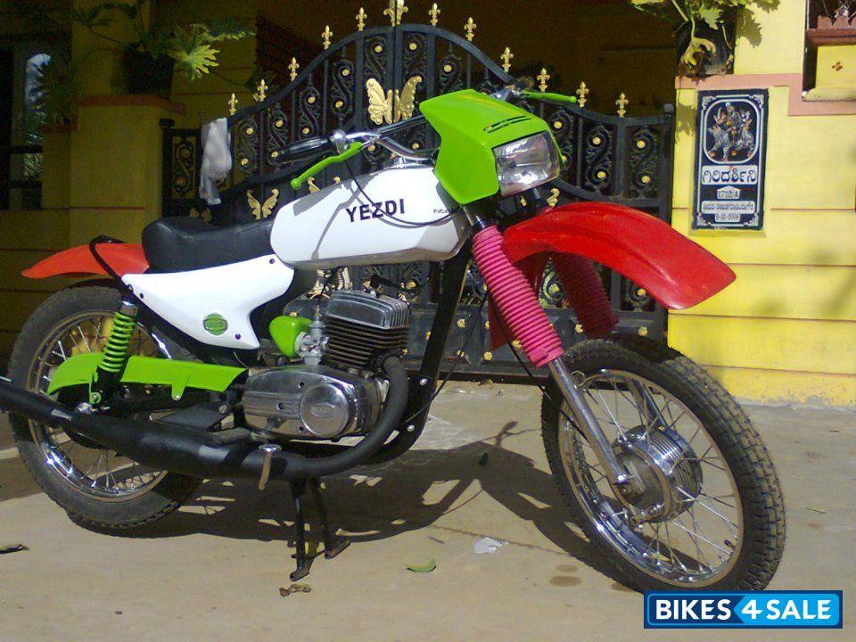 Second hand Ideal Jawa Yezdi 175 in Mysore. Has full restored nd ...