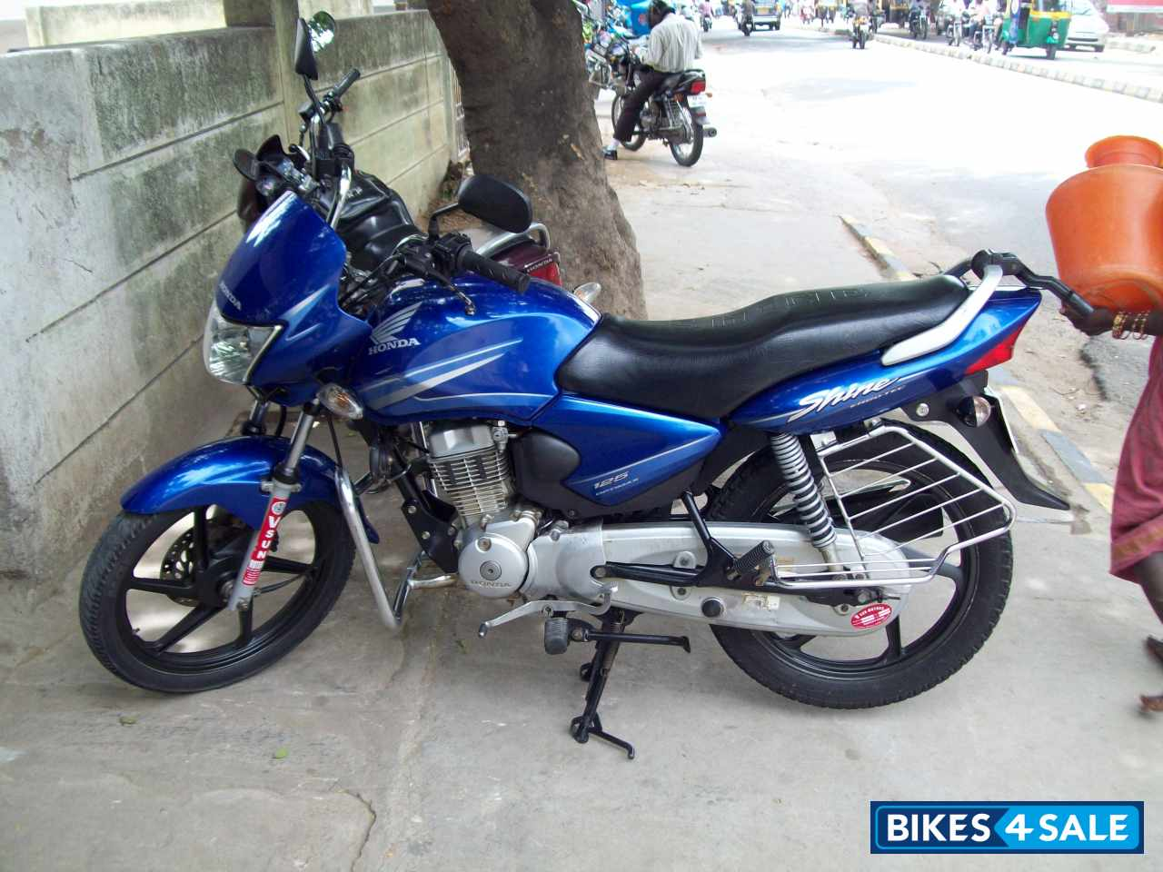 Best Value Electric Bike >> Honda Shine Picture 1. Bike ID 84814. Bike located in ...