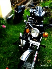 Used Yamaha RX 135 in Tirupur with warranty  Loan and