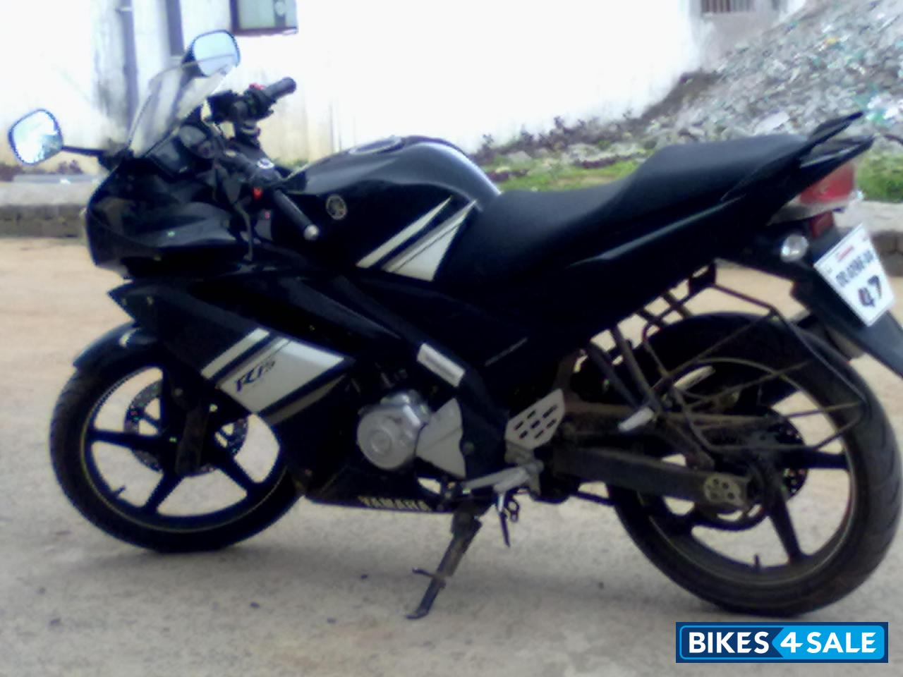Black Yamaha Yzf R15 Picture 1 Album Id Is 85838 Bike