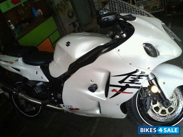Used Hayabusa In Mumbai >> Used 2005 model Suzuki Hayabusa GSX1300R for sale in Mumbai. ID 86194 - Bikes4Sale
