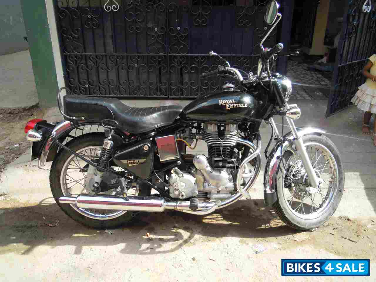 Used 2009 model Royal Enfield Bullet Electra 5S for sale in Chennai