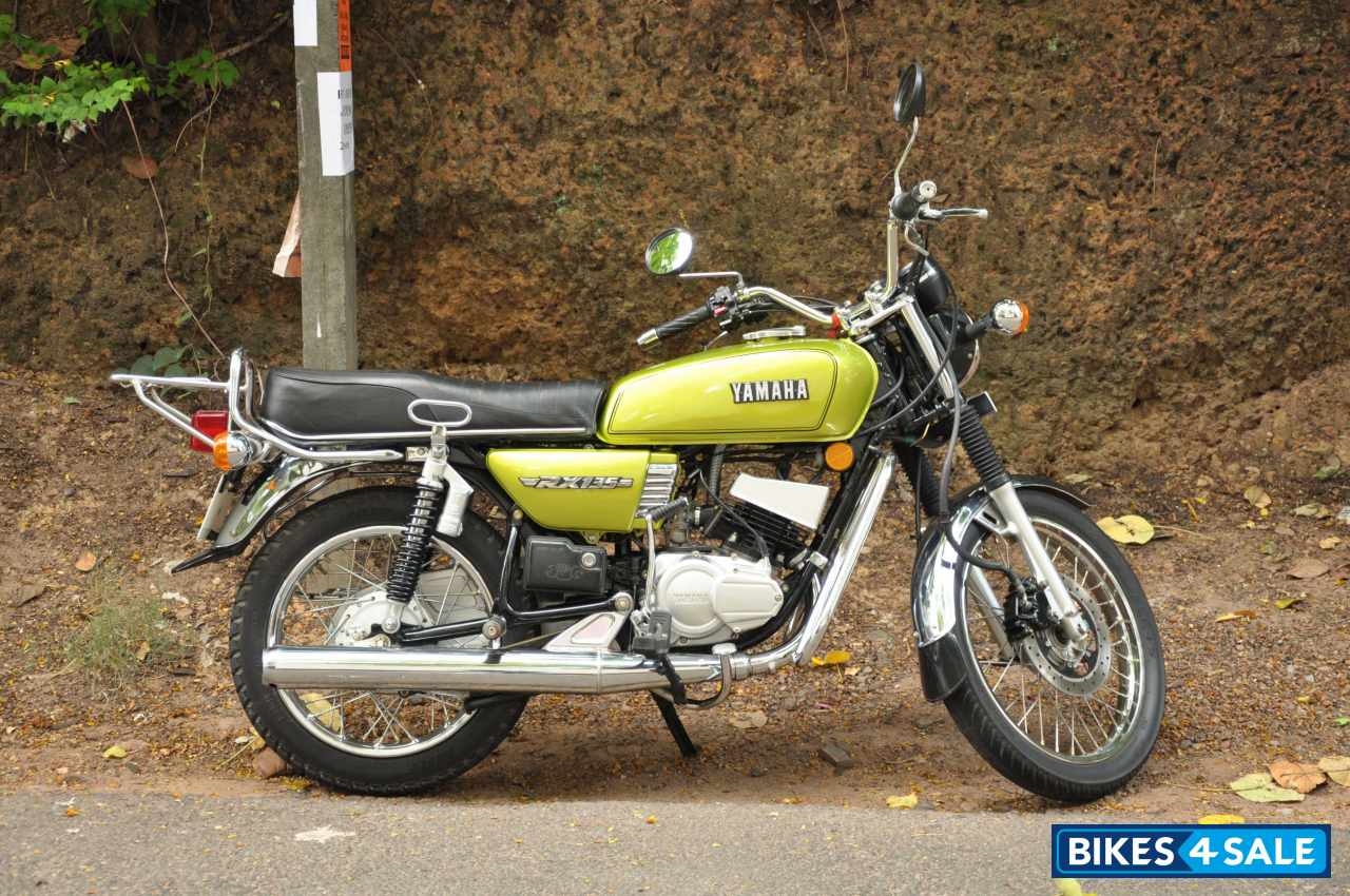 Yamaha Rx 135 Picture 1 Album Id Is 86322 Bike Located