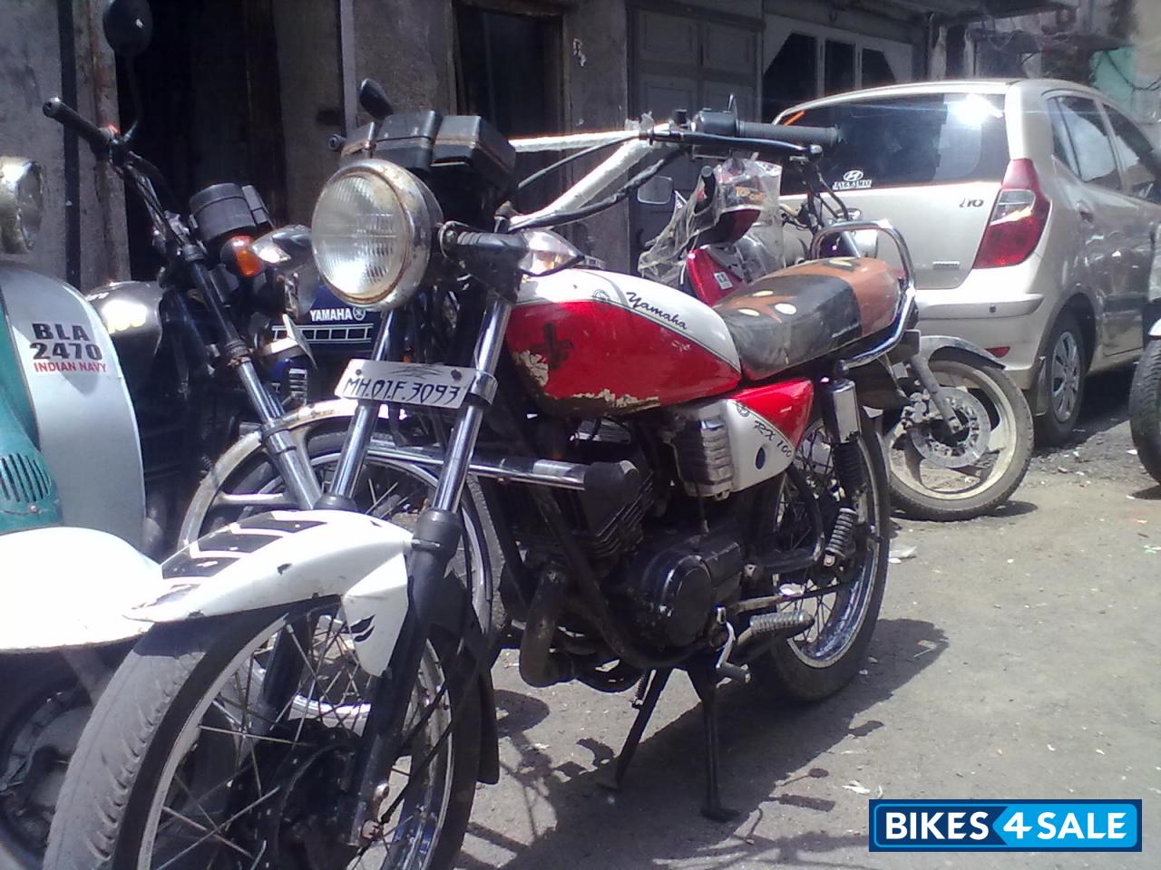 Yamaha Rx  For Sale In Goa