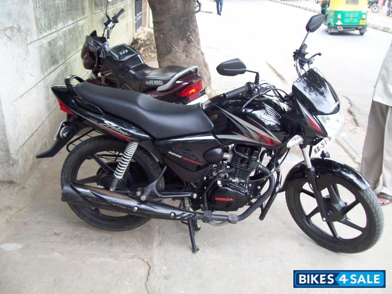 Honda Shine Picture 1 Bike Id 89470 Bike Located In