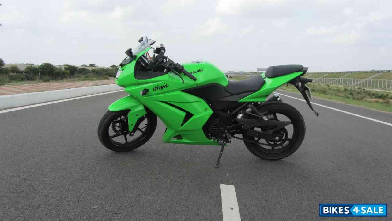 Used Kawasaki Ninja For Sale In Hyderabad