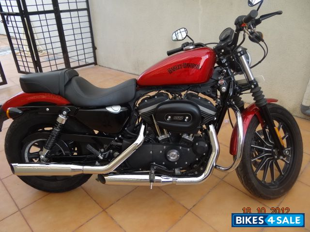 Harley Davidson Iron  Second Hand In India