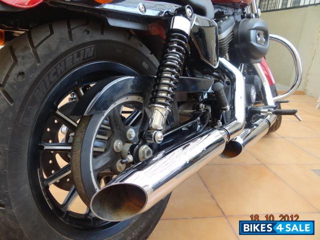 Harley Davidson Iron 883 Price in Kerala Harley Davidson Iron 883