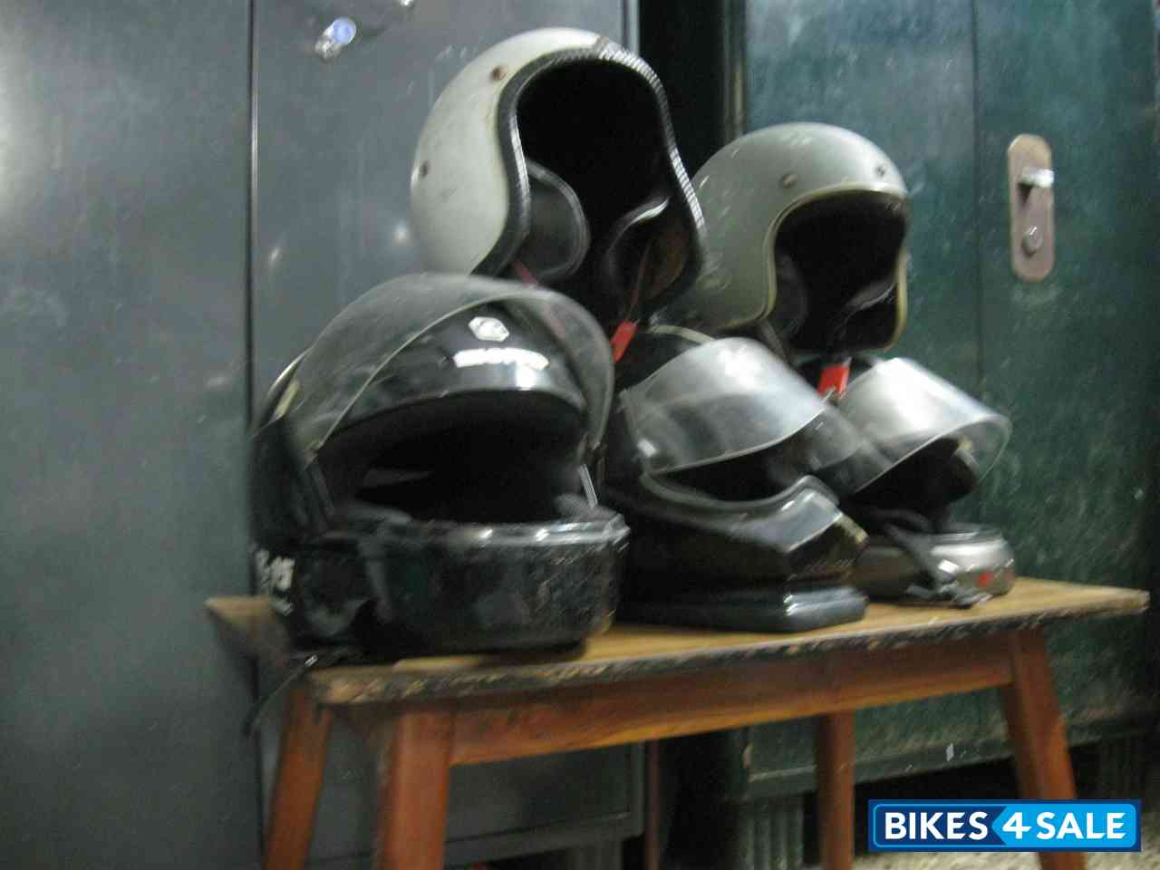 Used Helmet For Sale By Owner : Ash Cycles