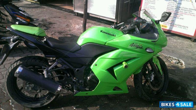 Used Kawasaki Ninja In Mumbai