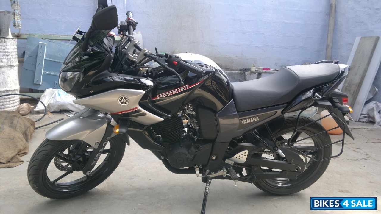 used 2012 model yamaha fazer for sale in coimbatore id. Black Bedroom Furniture Sets. Home Design Ideas