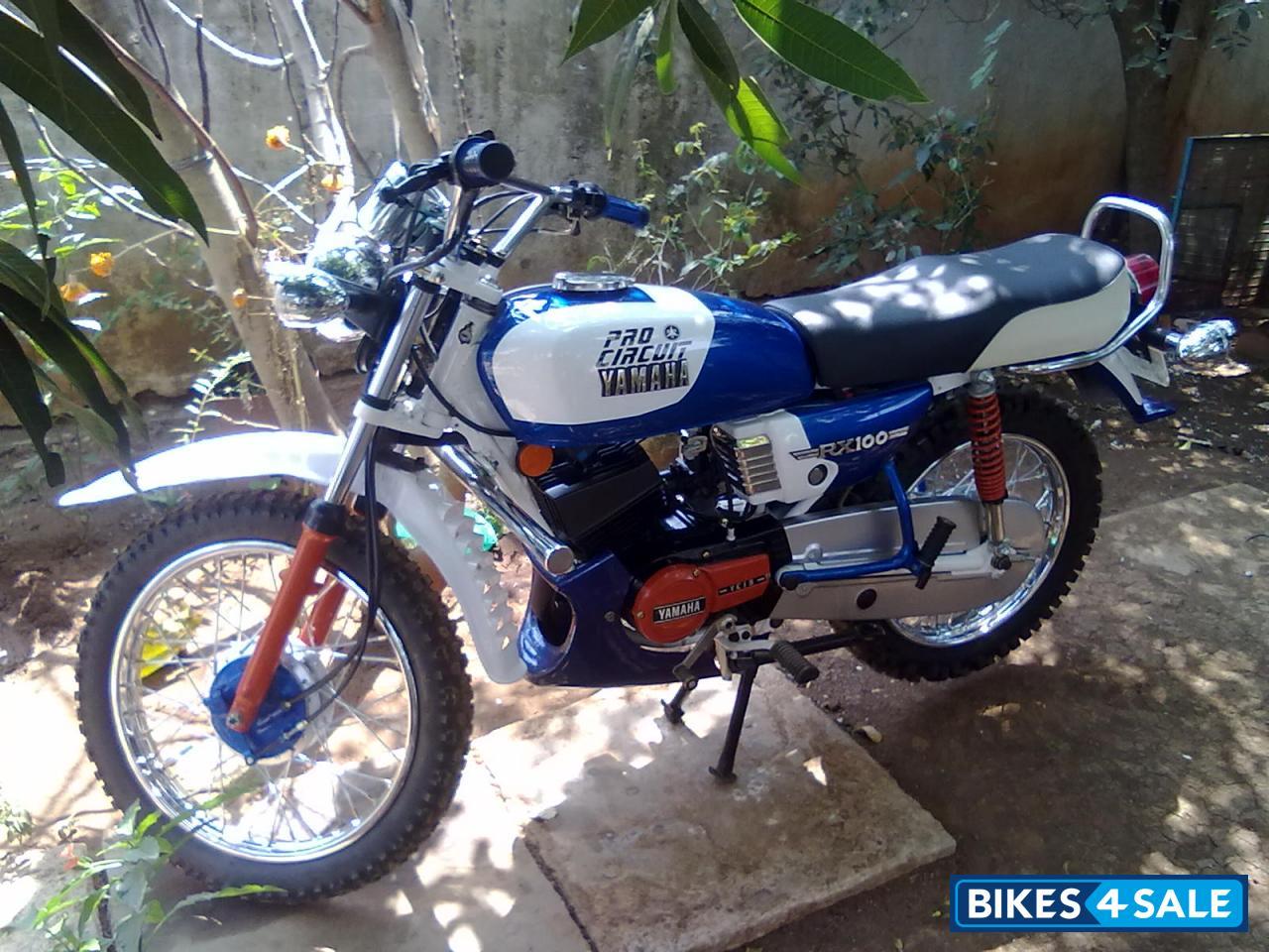 Yamaha rx 100 Bike Images images