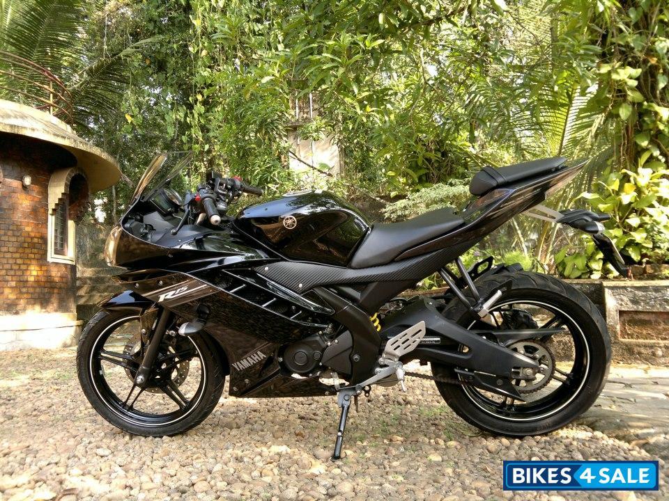 Black Yamaha YZF R15 V2 Photo 3  Album ID - 93300Yamaha R15 Black