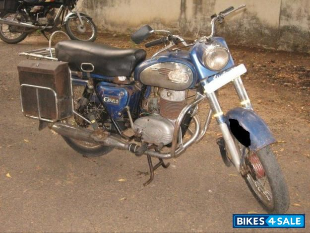 Used 1974 model Royal Enfield Crusader for sale in Madurai