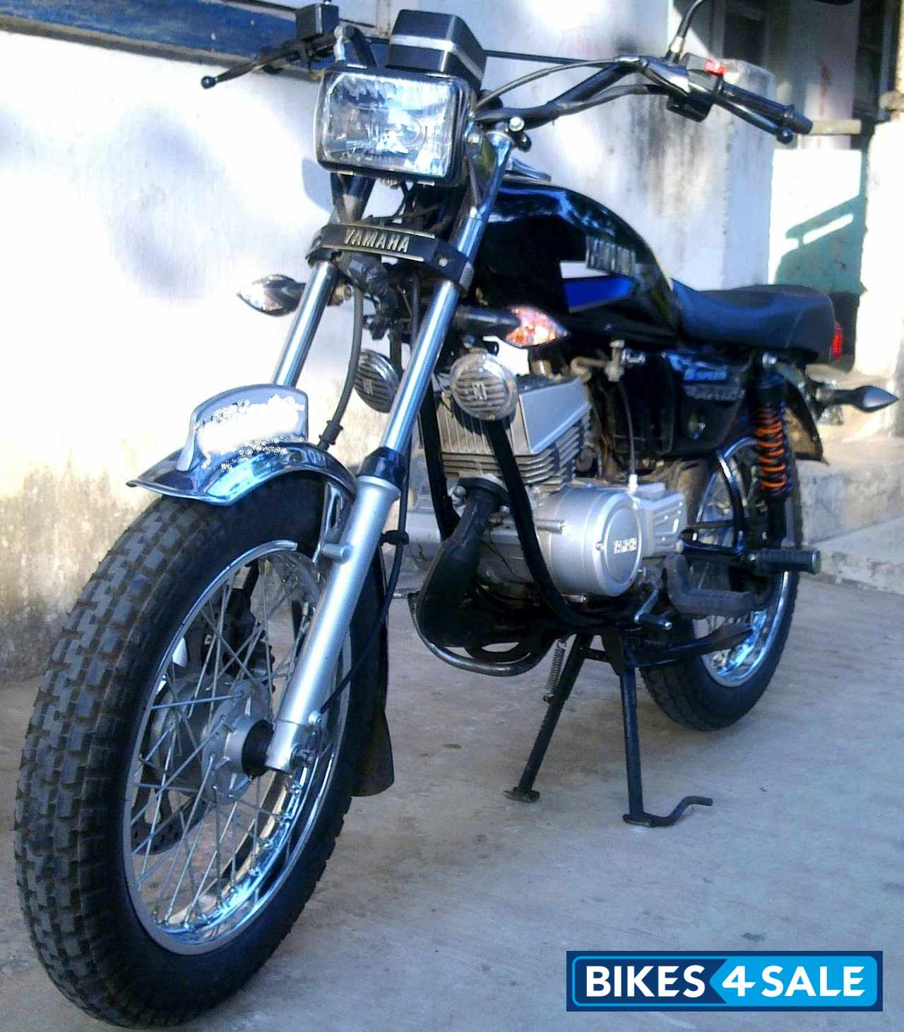used 2000 model yamaha rx 135 for sale in ernakulam id